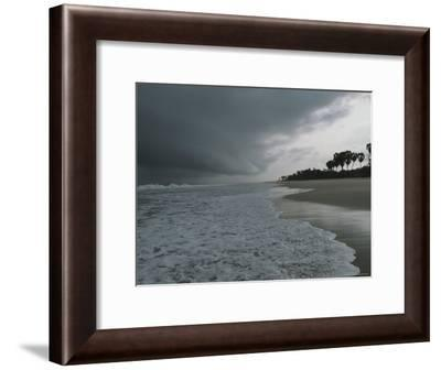 The Coastline of Gabons Loango National Park-Michael Nichols-Framed Photographic Print