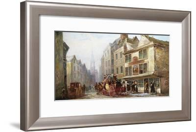 The Cock and Magpie, Drury Lane, London-John Charles Maggs-Framed Giclee Print
