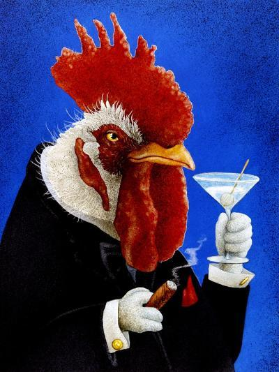 The Cocktail-Will Bullas-Premium Giclee Print