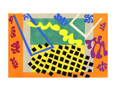 The Codomas, 1947-Henri Matisse-Art Print