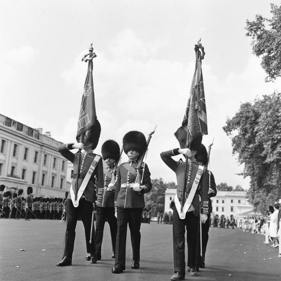 The Coldstream Guards 1959-Montie Fresco-Photographic Print