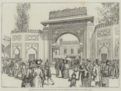 The Colonial and Indian Exhibition--Giclee Print