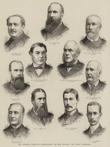 The Colonial Executive Commissioners for the Colonial and Indian Exhibition