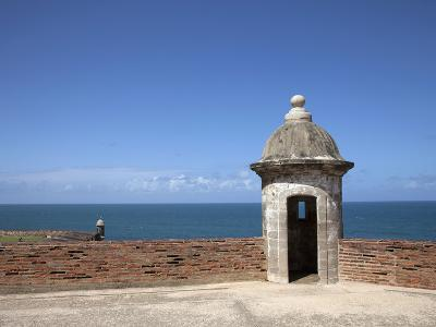 The Colonial Town, San Juan, Puerto Rico, West Indies, Caribbean, USA, Central America-Angelo Cavalli-Photographic Print
