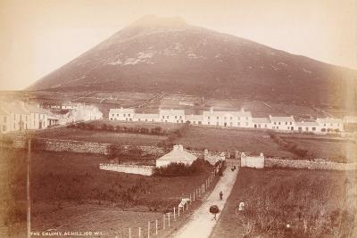The Colony, Achill Island, Ireland--Photographic Print