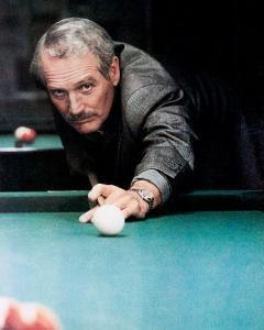 The Color of Money, Paul Newman