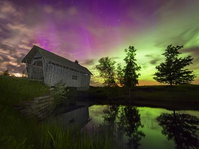 The Color of Night-Michael Blanchette-Photographic Print