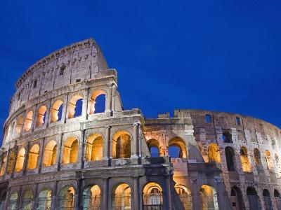 The Colosseum--Photographic Print