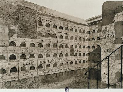 The Columbarium--Giclee Print