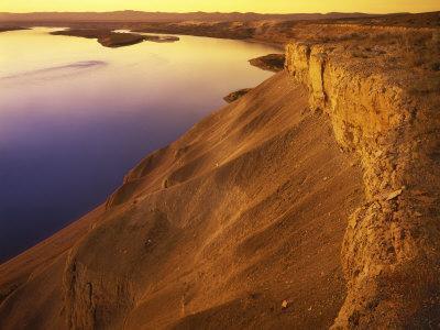The Columbia River, Hanford Reach National Monument, Washington, USA-Charles Gurche-Photographic Print