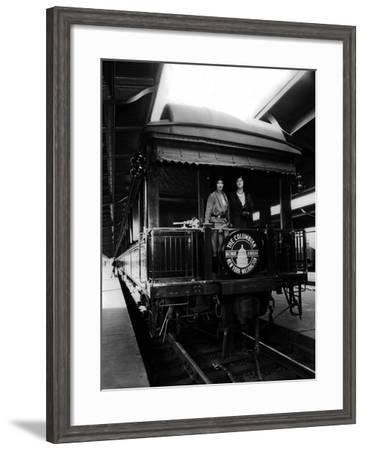 The Columbian--Framed Photographic Print