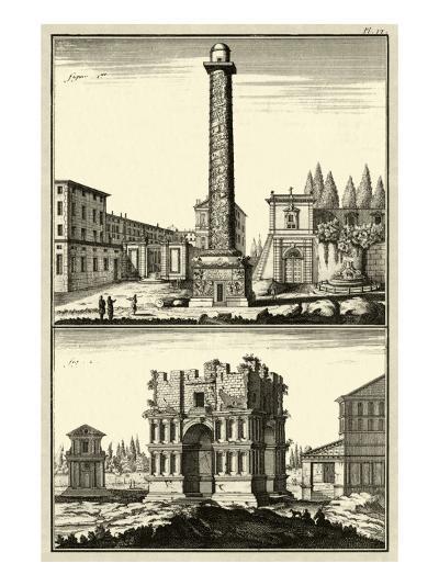 The Column of Trajan-Denis Diderot-Art Print