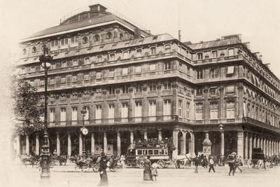 The Comédie-Française, Paris, 1890--Photographic Print