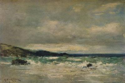 The Coming Breeze, c1901-Harry Musgrave-Giclee Print