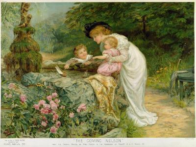 The Coming Nelson, from the Pears Annual, 1901-Frederick Morgan-Giclee Print