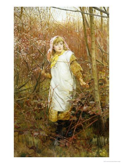 The Coming of Spring-Lionel Percy Smythe-Giclee Print