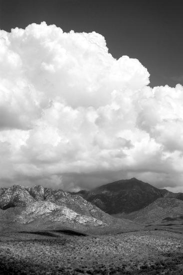 The Coming Storm BW-Douglas Taylor-Photographic Print