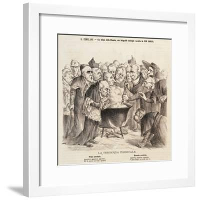 The Conclave--Framed Giclee Print