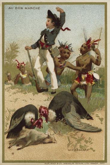 The Condors--Giclee Print