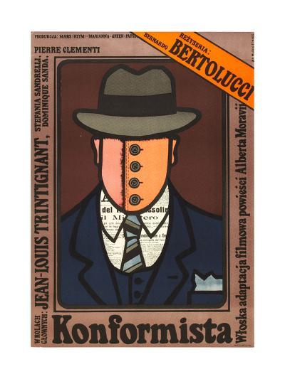 The Conformist--Art Print