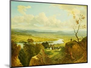 The Connecticut River, American School, 19th Century