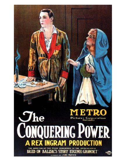 The Conquering Power - 1921--Giclee Print