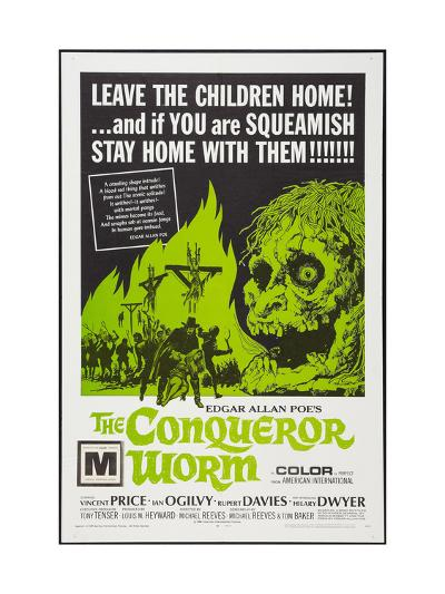 The Conqueror Worm, (aka Witchfinder General), 1968--Photo