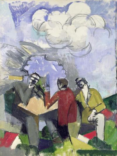 The Conquest of the Air, 1913-Roger de La Fresnaye-Giclee Print