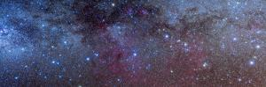 The Constellations of Puppis and Vela in the Southern Milky Way