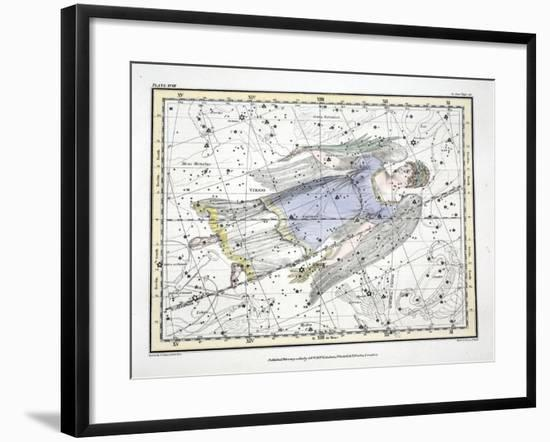 The Constellations-Alexander Jamieson-Framed Giclee Print
