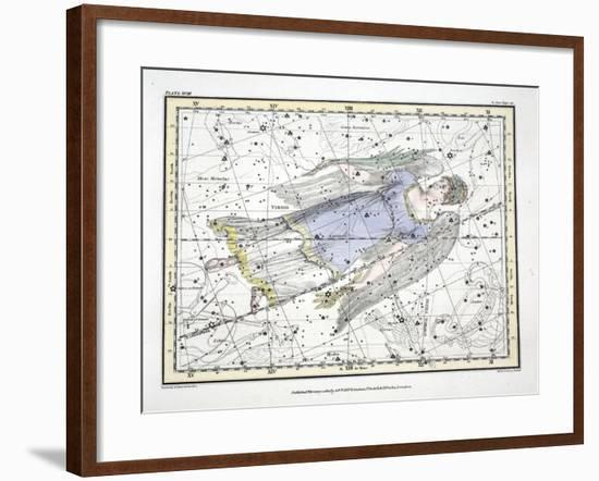 The Constellations-Alexander Jamieson-Framed Giclee Print