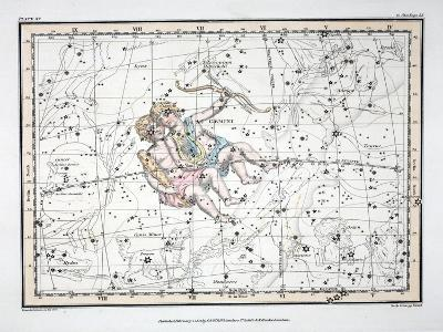 The Constellations-Alexander Jamieson-Giclee Print