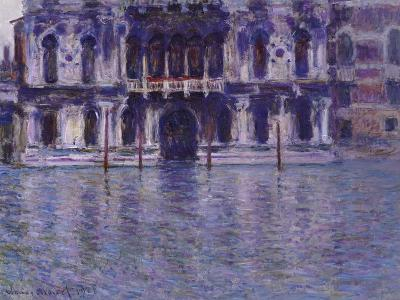 The Contarini Palace, 1908-Claude Monet-Giclee Print
