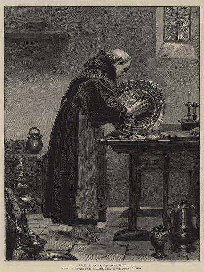 The Convent Drudge-Henry Stacey Marks-Giclee Print