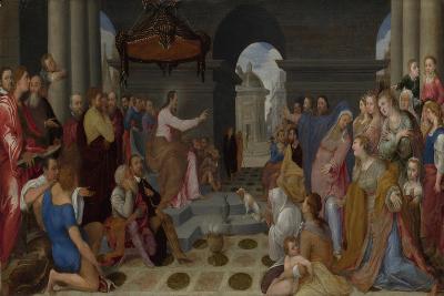 The Conversion of Mary Magdalene, Ca 1562-1563-Pedro de Campaña-Giclee Print