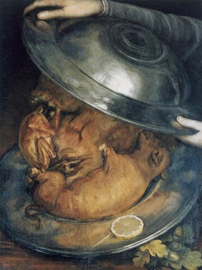 The Cook, C1570-Giuseppe Arcimboldi-Giclee Print