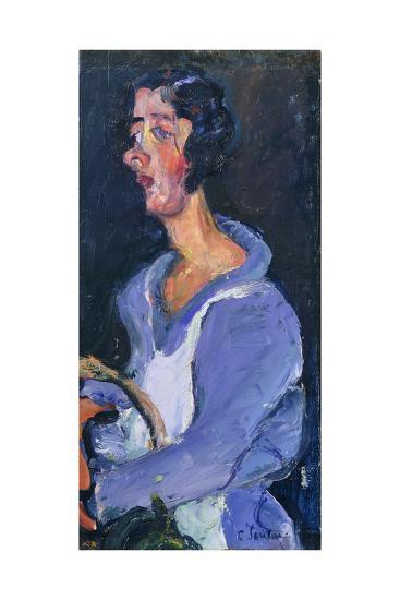 The Cook (Woman in Blue), La Cuisiniere (Femme en Bleu), C. 1935-Chaim Soutine-Giclee Print