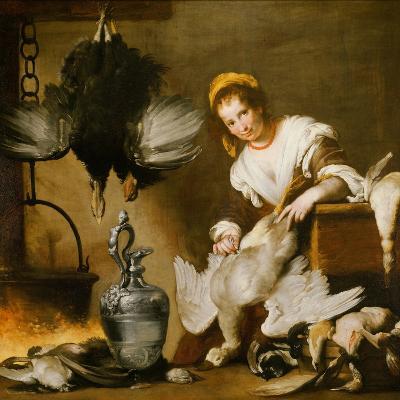 The Cook-Bernardo Strozzi-Giclee Print