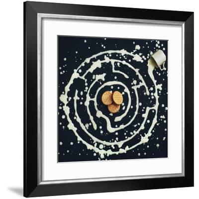The Cookies For Minotaur-Dina Belenko-Framed Giclee Print