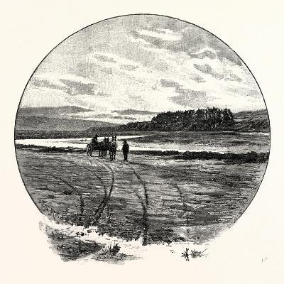 The Coquet at Farnham--Giclee Print