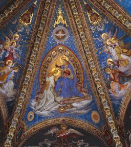 The Coronation of the Virgin Mary