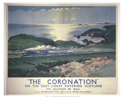 The Coronation--Art Print
