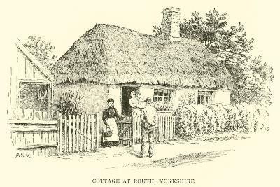 The Cottage at Routh, Yorkshire-Alfred Robert Quinton-Giclee Print