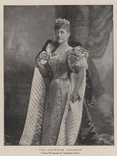 The Countess Cadogan--Giclee Print