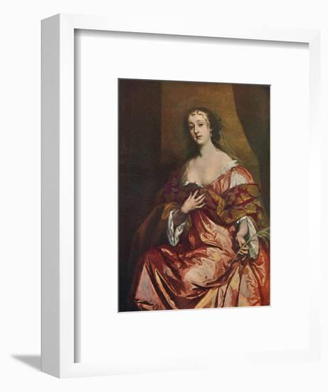 'The Countess De Grammont', c1670, (1903)-Peter Lely-Framed Giclee Print