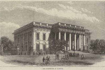 The Courthouse at Calcutta