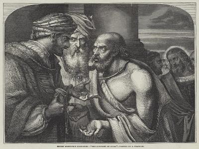 The Covenant of Judas-John Franklin-Giclee Print