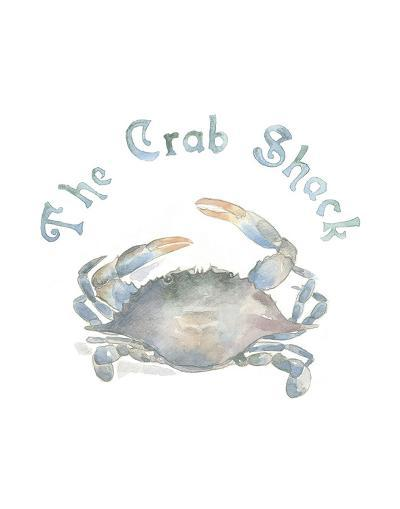 The Crab Shack-Victoria Lowe-Art Print