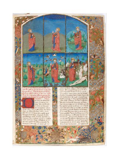 The Creation (From: L'Antiquité Judaïque by Flavius Josephu)--Giclee Print