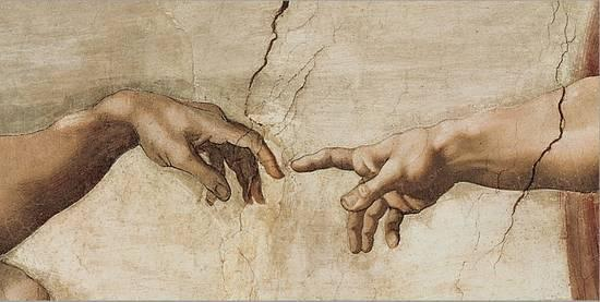 844871bd338b The Creation of Adam